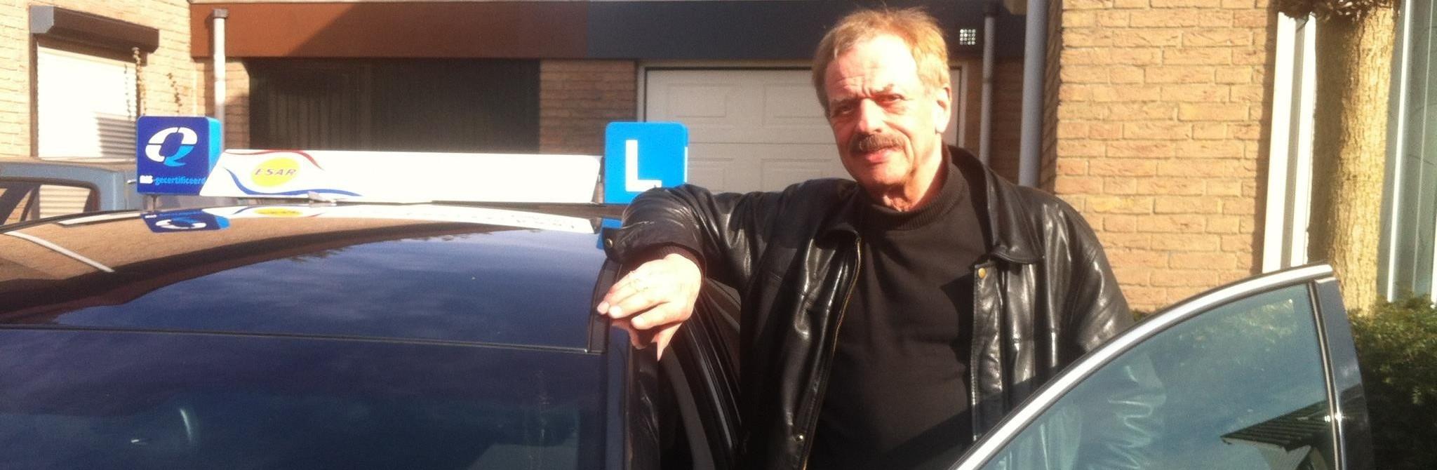 rijinstructeur Jan de Groot rijschool Esar Gorinchem